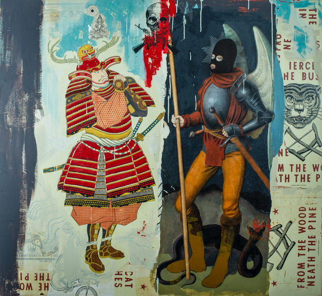 Ravi Zupa, 'THE PINE', 2019, MAIA Contemporary