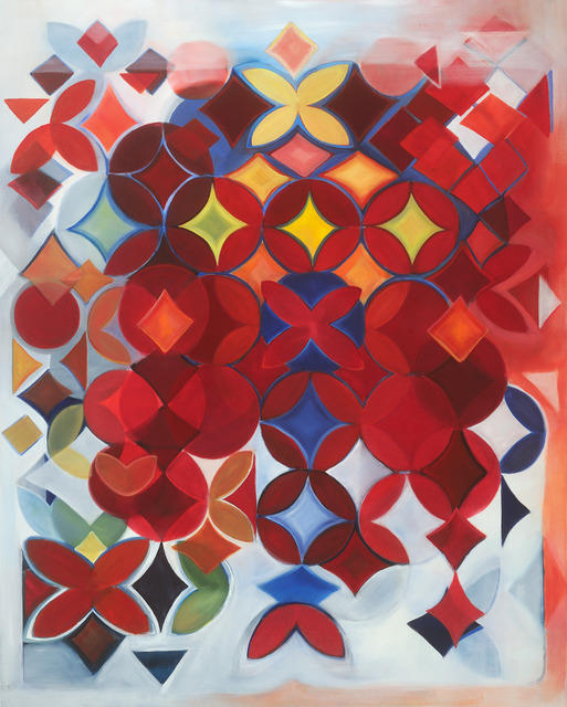 Mira Hecht, 'Pattern Recognition,' 2012, Addison/Ripley Fine Art