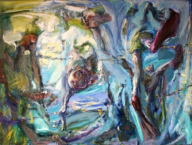 , 'Aquarium,' 2014-2015, DIE GALERIE