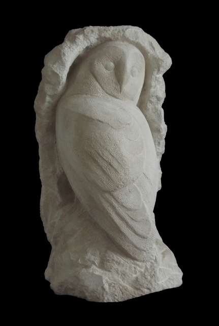, 'Owl II,' 2017, Thackeray Gallery