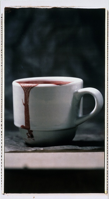 , 'Not My Cup of Blood (From the Series Long Playing Record),' 1992, Richard Saltoun