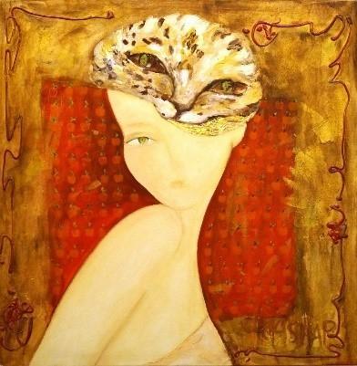 Rita Kashap, 'Catwoman', 2007, Galerie Makowski