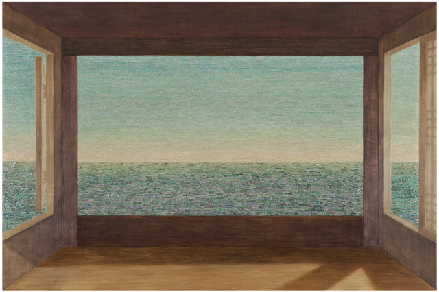 , 'The Sea - The moment of meditation,' 2016, Leehwaik Gallery