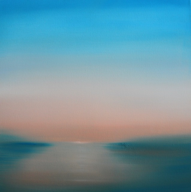 , 'Beyond the Harbour,' 2018, Signet Contemporary Art