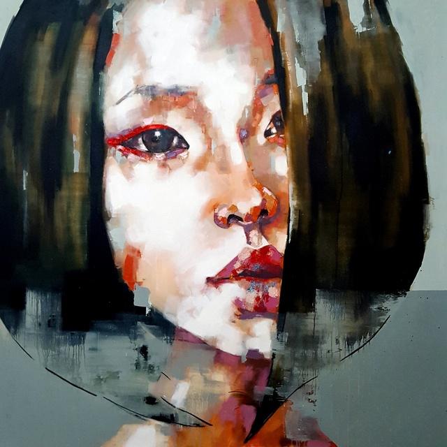 , 'Head Study 2/26/16,' 2016, The Directed Art Modern