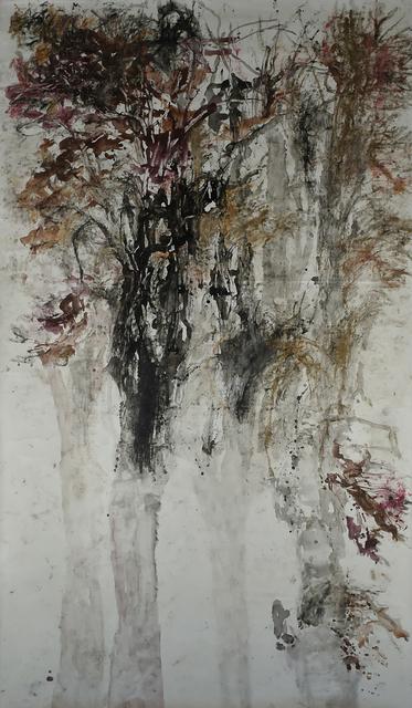 , 'Verbena Hybrida,' 2012, Yuan Ru Gallery