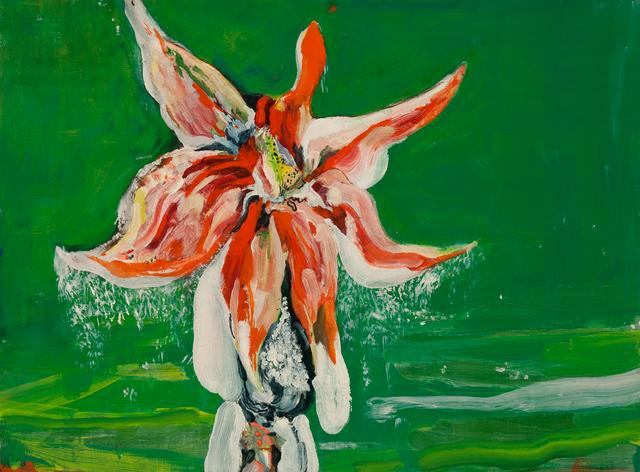 , 'Flowers,' 2014, Matthew Liu Fine Arts