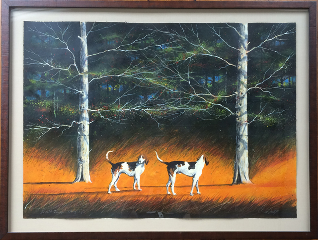 , 'Double Trouble,' , Greg Thompson Fine Art