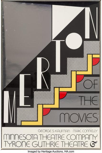 Roy Lichtenstein, 'Merton at the Movies', 1968, Heritage Auctions