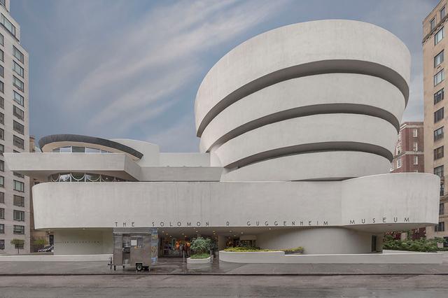 , 'The Solomon R. Guggenheim Museum,' 2018, ClampArt