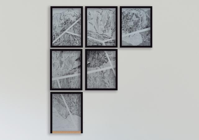 , 'The Fall,' 2017, Praxis