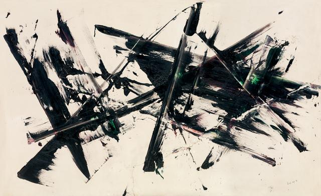 , 'Outburst,' 1957, Kalman Maklary Fine Arts
