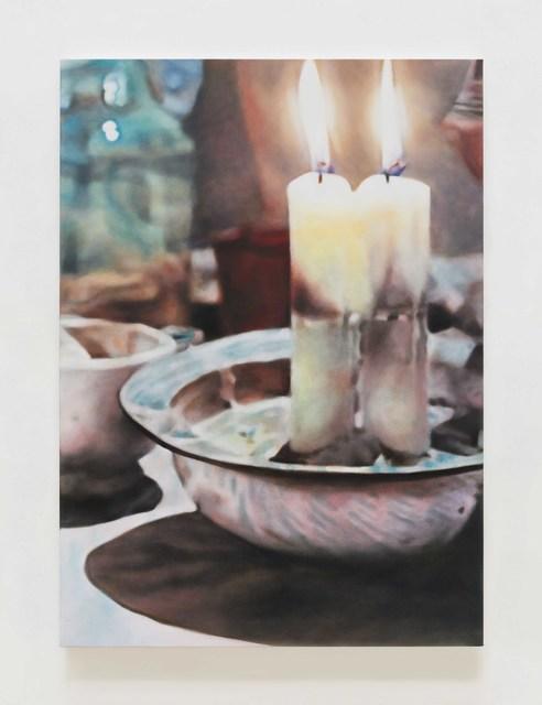 , 'Candles,' 2018, Casey Kaplan