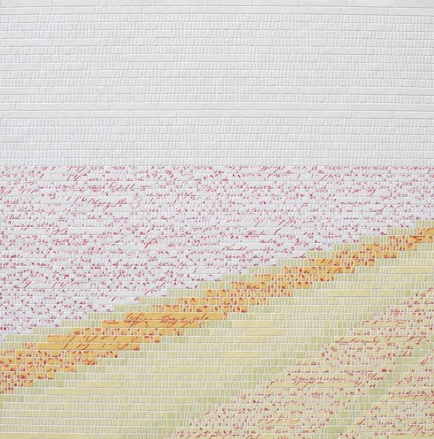 Jill Sylvia, 'Tulipomania Series, Reconstruction 5', 2012, Eleanor Harwood Gallery
