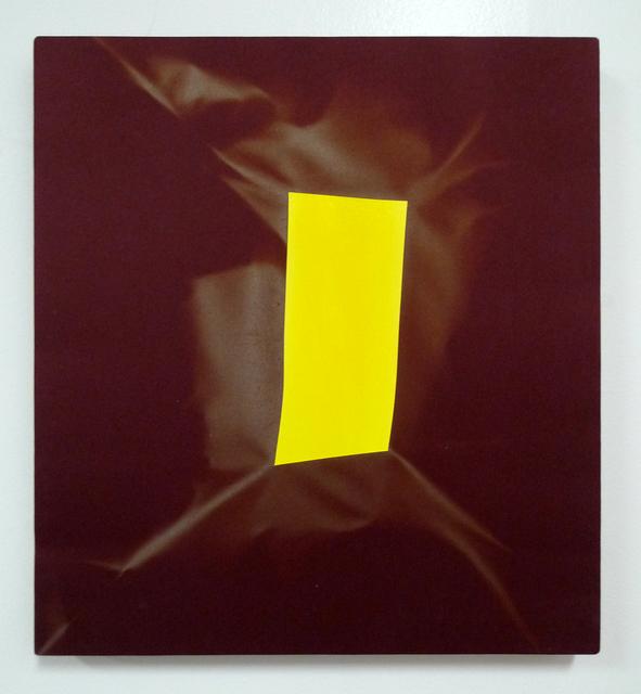 , 'Yellow Brick (Winter-Summer 2015 / 6 Month Exposure) I,' 2016, V1 Gallery