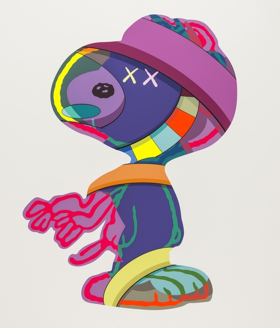 KAWS, 'The Things That Comfort', 2015, Forum Auctions