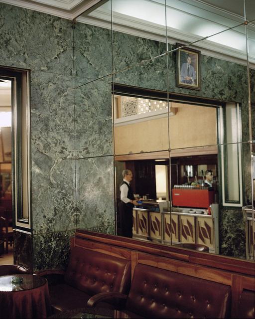 , 'Grand Café de Paris,' 2014, Galerie Clémentine de la Féronnière
