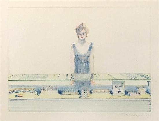 , 'Cosmetic Counter,' 1991, David Benrimon Fine Art