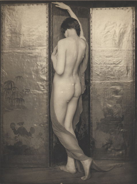 , 'Academic Nude - Tower of Ivory,' 1924, Robert Mann Gallery