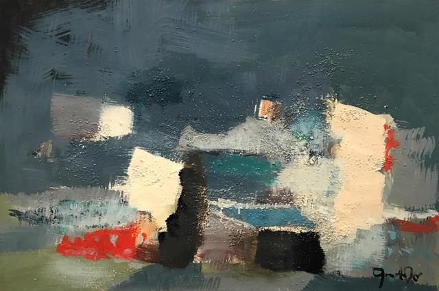 , 'Untitled (Abstraction),' 1962, Richard Norton Gallery