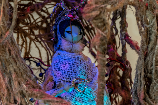 , 'Awakening from a Deep Dream,' 2009-20, Upfor