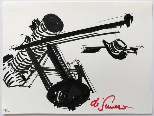 Mark di Suvero, 'Untitled', 1973, Joseph K. Levene Fine Art, Ltd.