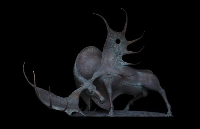 , 'Elk,' 2012, Opera Gallery