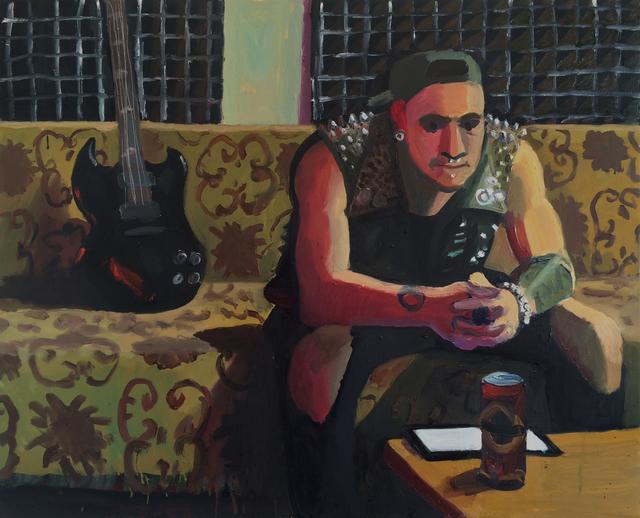 Anna Lukashevsky, 'The punk', 2015, Rosenfeld Gallery