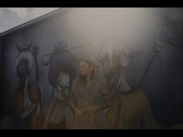 , 'Miss Van (France), Miami,' 2013, Subliminal Projects