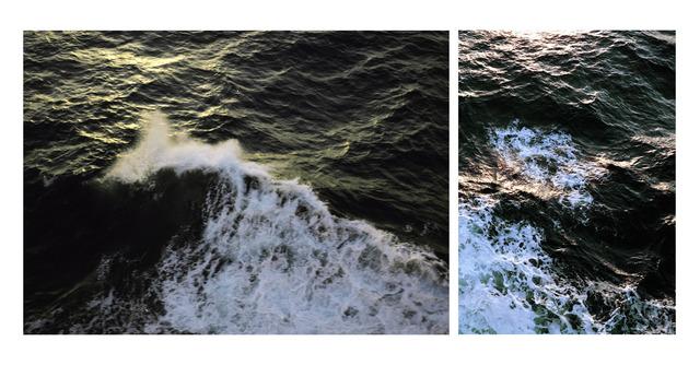 Zineb Sedira, 'Wakes the Sea II ', 2017, PLUTSCHOW GALLERY