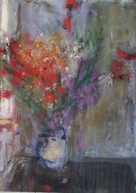 , 'Poppies II.,' 2017, DSC Gallery
