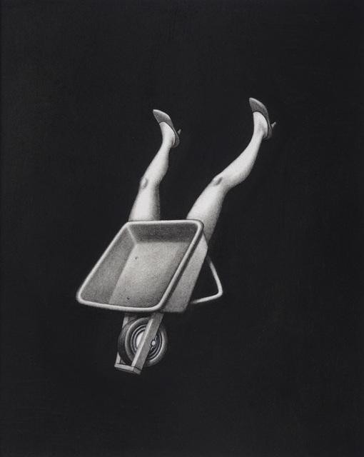 , 'Push Me Pull Me,' 2005, Hieronymus