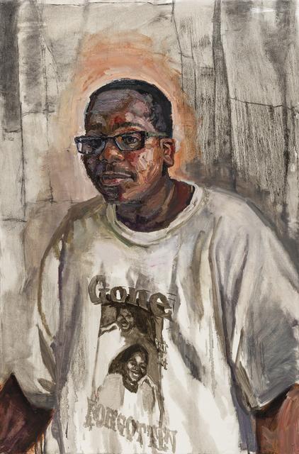 Sedrick Huckaby, 'Gone But Not Forgotten: Momma', 2019, Valley House Gallery & Sculpture Garden