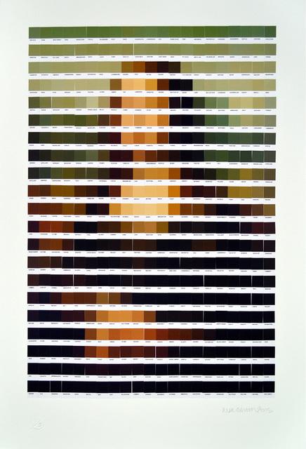 , 'Mona Lisa 2,' , Lawrence Alkin Gallery