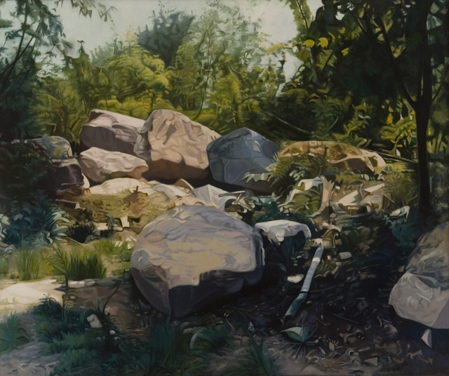 Ralph Wickiser, 'Four Seasons - Summer', 1974, Walter Wickiser Gallery