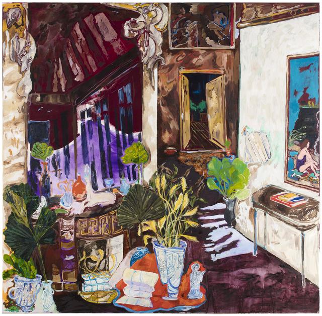 , 'Mirror and Pälsholm,' 2018, Galerie Anhava