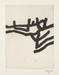 Eduardo Chillida, 'Ibili II (Walk II),' 1963, Phillips: Evening and Day Editions (October 2016)
