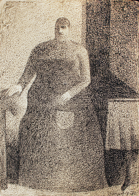 , 'Cook Lady,' 1971, Wallace Galleries