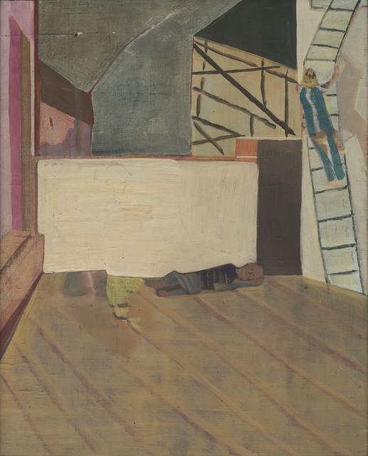 , 'On the Court,' 2014, Galerie Kleindienst