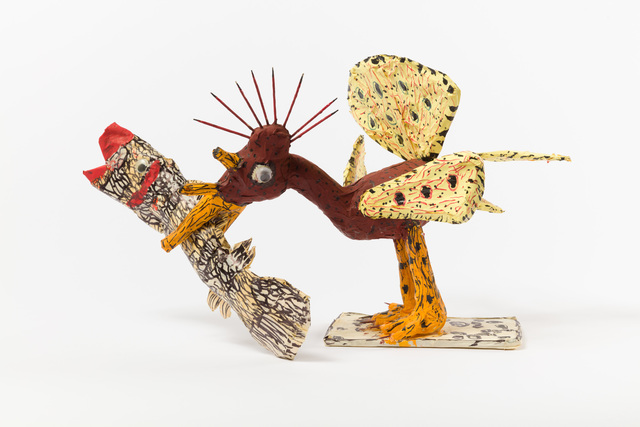 , 'Untitled (WH299 bird with fish in mouth),' , The Good Luck Gallery