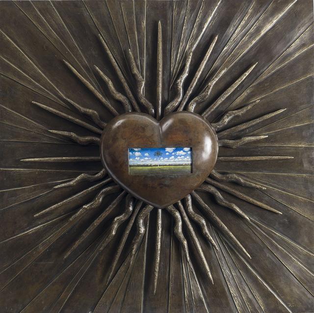 , 'Corazon llanero / Llanero Heart,' 2018, Beatriz Esguerra Art