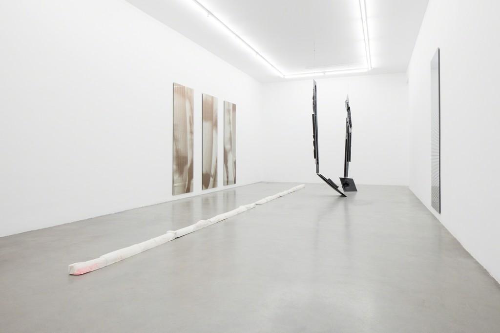 Armando Andrade Tudela Post-folklore, 2015 Exhibition view at Francesca Minini, Milan