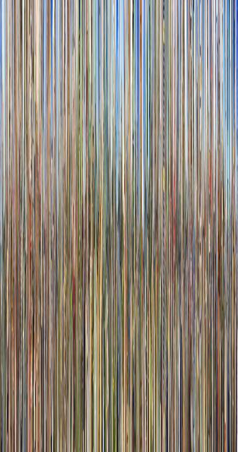 , 'Conelrad v13,' 2016, C. Grimaldis Gallery