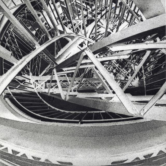 Michel Hosszu, 'LA TOUR EIFFEL 1967 PARIS', 1967, Poulpik Gallery
