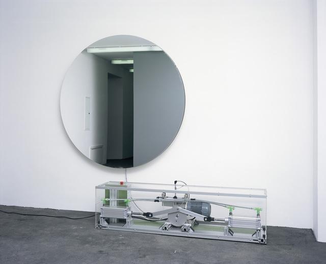 , 'Convex/Concave (Konvex/Konkav),' 1995/2005, Langen Foundation
