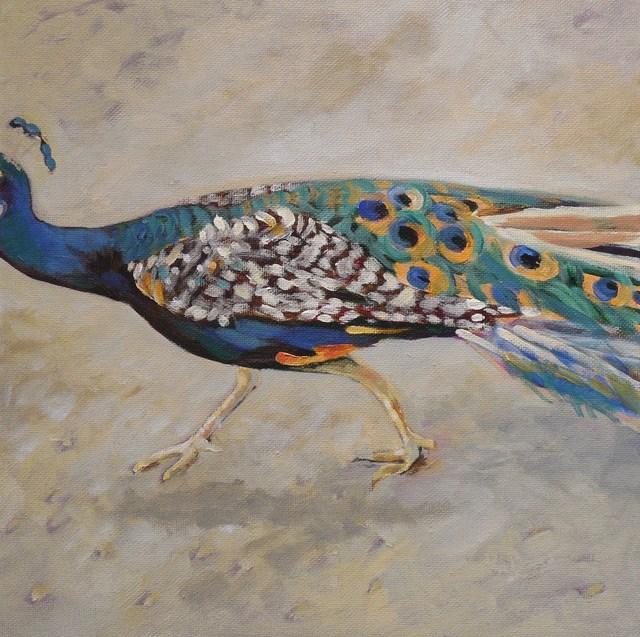 Kathy Dana, 'Sidewalk Moment No. 10', Tim Collom Gallery