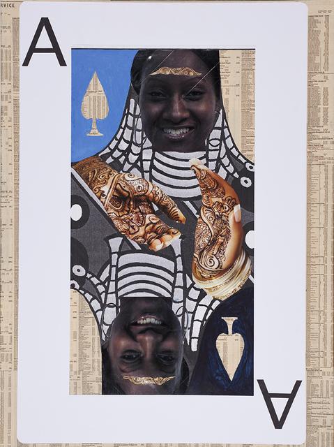, 'AROUND THE WORLD IN 80 DAYS II,' 2006, ARTCO Gallery