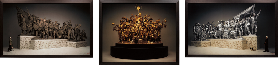 Wang Qingsong, 'Past, Present and Future,' 2001, Phillips: The Odyssey of Collecting