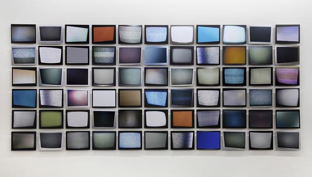 , 'Signals Still,' 2011, Bruce Silverstein Gallery