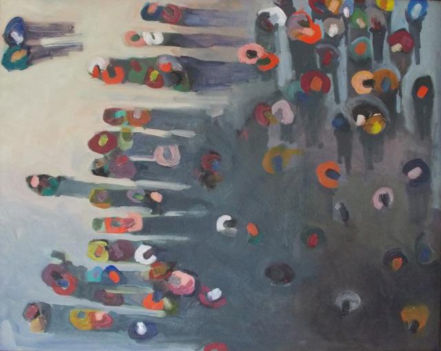 , 'Blockbuster II,' 2017, Clyde Hogan Fine Art